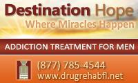Destination Hope Addiction Treatment