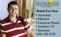 Sunrise Recovery Ranch Treatment Center for Men