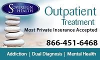 Sovereign Health Addiction, Dual Diagnosis, & Mental Health Treatment Programs