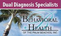 Behavioral Health Palm Beach Dual Diagnosis Program