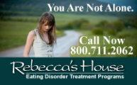 Rebecca's House - Genuine Eating Disorder Treatment Programs